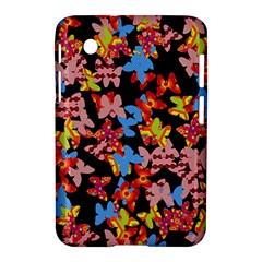 Butterflies Samsung Galaxy Tab 2 (7 ) P3100 Hardshell Case