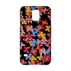 Butterflies Samsung Galaxy S5 Hardshell Case