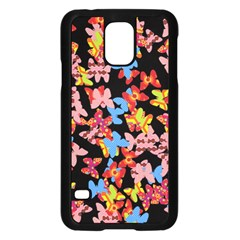 Butterflies Samsung Galaxy S5 Case (Black)