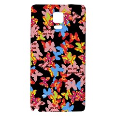 Butterflies Galaxy Note 4 Back Case