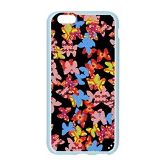 Butterflies Apple Seamless iPhone 6/6S Case (Color)