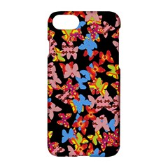 Butterflies Apple iPhone 7 Hardshell Case