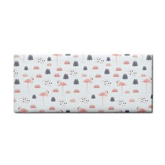 Cute Flamingos And  Leaves Pattern Cosmetic Storage Cases