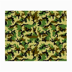 Camo Woodland Small Glasses Cloth (2-Side)