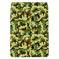 Camo Woodland Flap Covers (L)