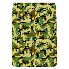 Camo Woodland Flap Covers (S)