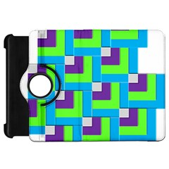 Geometric 3d Mosaic Bold Vibrant Kindle Fire Hd 7