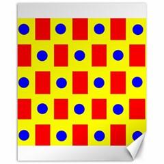 Pattern Design Backdrop Canvas 16  X 20