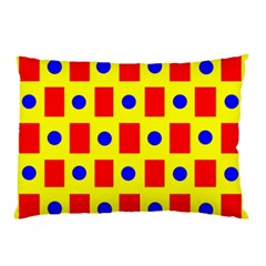 Pattern Design Backdrop Pillow Case (Two Sides)