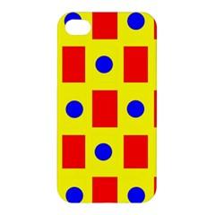 Pattern Design Backdrop Apple iPhone 4/4S Hardshell Case