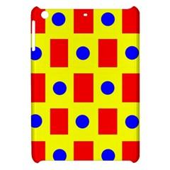 Pattern Design Backdrop Apple iPad Mini Hardshell Case