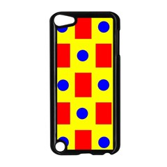 Pattern Design Backdrop Apple Ipod Touch 5 Case (black)
