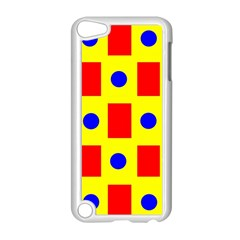 Pattern Design Backdrop Apple Ipod Touch 5 Case (white)