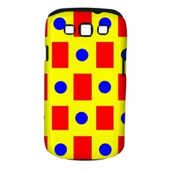 Pattern Design Backdrop Samsung Galaxy S Iii Classic Hardshell Case (pc+silicone)