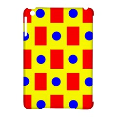 Pattern Design Backdrop Apple Ipad Mini Hardshell Case (compatible With Smart Cover)