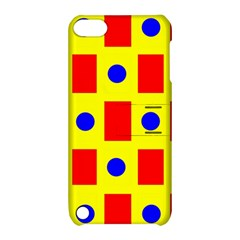 Pattern Design Backdrop Apple iPod Touch 5 Hardshell Case with Stand
