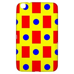 Pattern Design Backdrop Samsung Galaxy Tab 3 (8 ) T3100 Hardshell Case