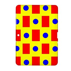 Pattern Design Backdrop Samsung Galaxy Tab 2 (10.1 ) P5100 Hardshell Case
