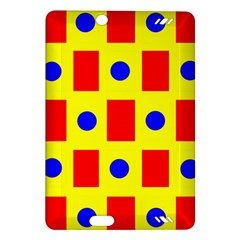 Pattern Design Backdrop Amazon Kindle Fire Hd (2013) Hardshell Case