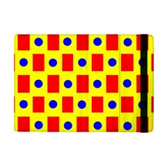 Pattern Design Backdrop iPad Mini 2 Flip Cases