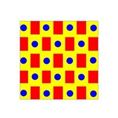 Pattern Design Backdrop Satin Bandana Scarf