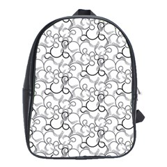 Pattern School Bags(Large)