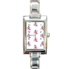 Etro Vintage Former Wallpaper Rectangle Italian Charm Watch