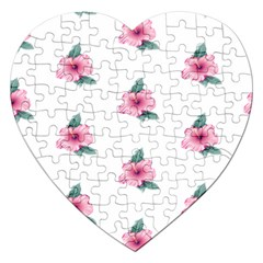 Etro Vintage Former Wallpaper Jigsaw Puzzle (heart)