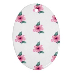 Etro Vintage Former Wallpaper Oval Ornament (two Sides)