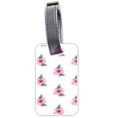 Etro Vintage Former Wallpaper Luggage Tags (one Side)