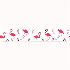 Flamingo pattern Small Bar Mats