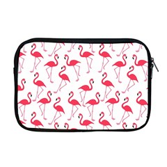 Flamingo Pattern Apple Macbook Pro 17  Zipper Case