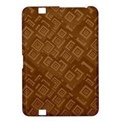Brown Pattern Rectangle Wallpaper Kindle Fire Hd 8 9