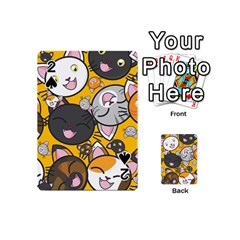 Cats pattern Playing Cards 54 (Mini)
