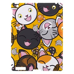 Cats pattern Apple iPad 3/4 Hardshell Case