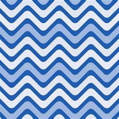 Waves Wavy Lines Pattern Design Magic Photo Cubes
