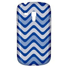 Waves Wavy Lines Pattern Design Galaxy S3 Mini