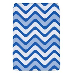Waves Wavy Lines Pattern Design Flap Covers (s)