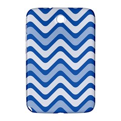 Waves Wavy Lines Pattern Design Samsung Galaxy Note 8 0 N5100 Hardshell Case