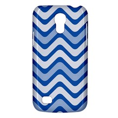 Waves Wavy Lines Pattern Design Galaxy S4 Mini