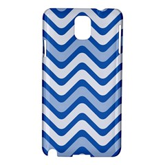 Waves Wavy Lines Pattern Design Samsung Galaxy Note 3 N9005 Hardshell Case