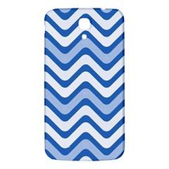 Waves Wavy Lines Pattern Design Samsung Galaxy Mega I9200 Hardshell Back Case
