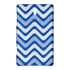 Waves Wavy Lines Pattern Design Samsung Galaxy Tab S (8 4 ) Hardshell Case