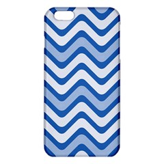 Waves Wavy Lines Pattern Design Iphone 6 Plus/6s Plus Tpu Case
