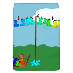 Welly Boot Rainbow Clothesline Flap Covers (S)