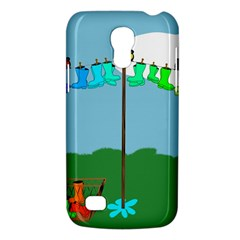 Welly Boot Rainbow Clothesline Galaxy S4 Mini