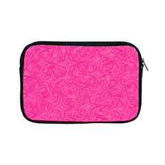 Geometric Pattern Wallpaper Pink Apple iPad Mini Zipper Cases