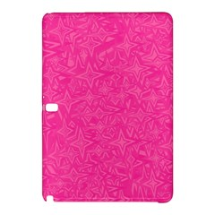 Geometric Pattern Wallpaper Pink Samsung Galaxy Tab Pro 12 2 Hardshell Case