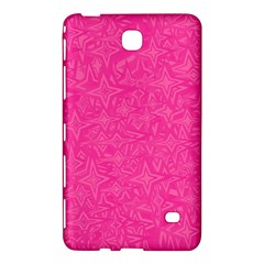 Geometric Pattern Wallpaper Pink Samsung Galaxy Tab 4 (8 ) Hardshell Case