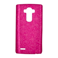 Geometric Pattern Wallpaper Pink Lg G4 Hardshell Case